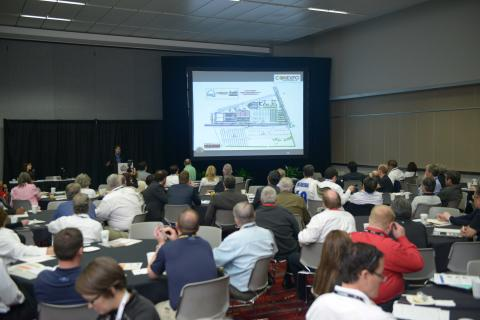Conexpo 2017 offered education for construction equipment managers.