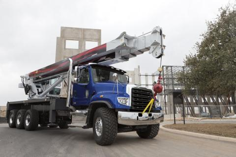 Truck Fuel Tipping Point | Construction Equipment