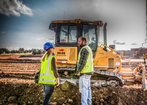 The management team of M&M Excavating had a feeling software solutions could be improved
