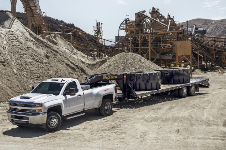 Pickups See Refinement, Competition