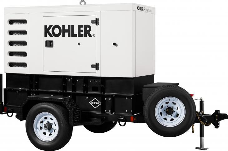 Kohler 30REZGT Propane-Powered Generator