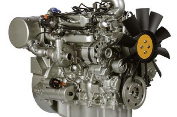Perkins 854E Diesel Engine