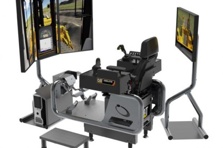 Cat Simulators Advanced Dozer System