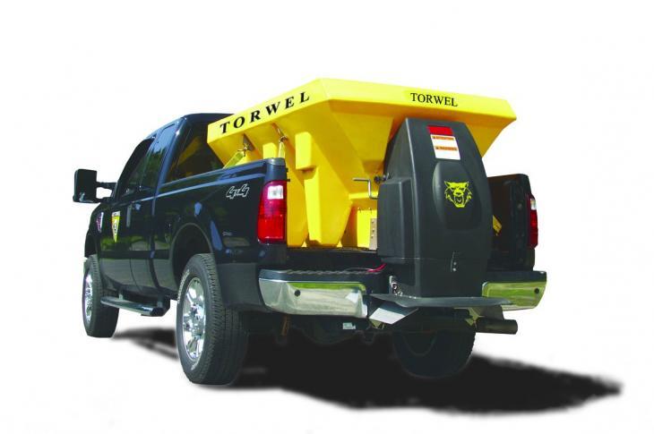 Ace Torwel Economizer Pickup V-Box Spreaders