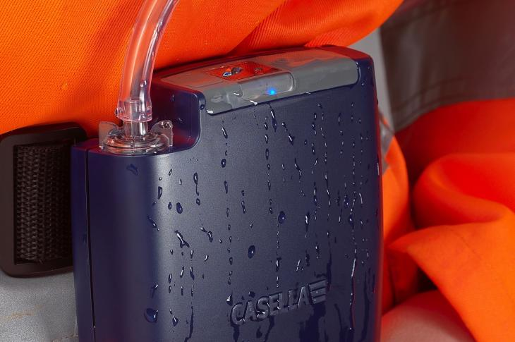 Casella offers the Apex2 range of personal dust-sampling pumps