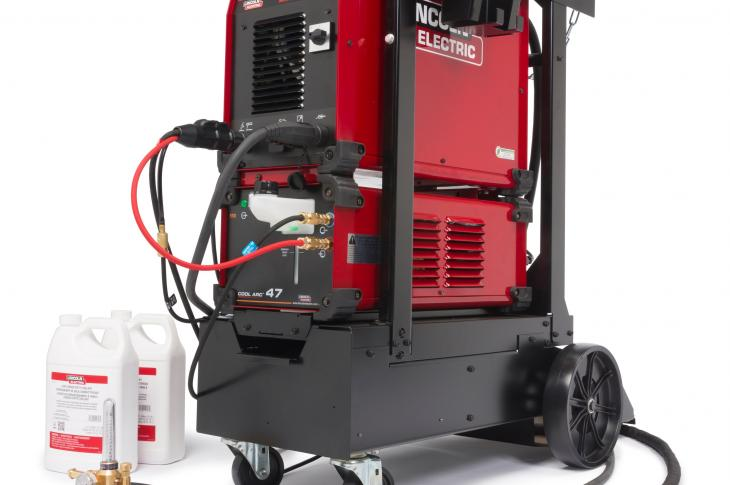 Lincoln Electric Aspect 375 TIG Welding Power Source
