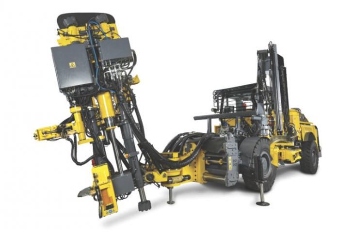 Atlas Copco Easer Drill