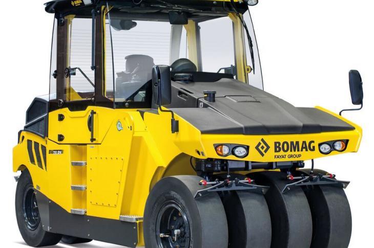 BOMAG BW 28 Pneumatic Roller