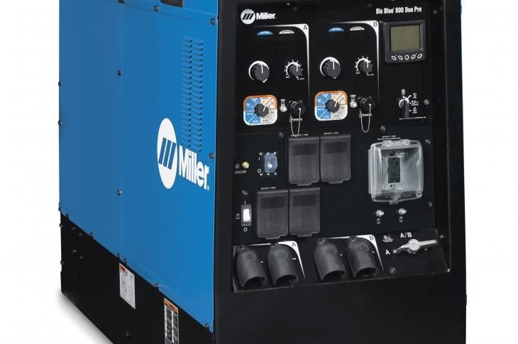 Miller Electric Big Blue 400, Big Blue 800 Diesel-Engine Welder/Generators
