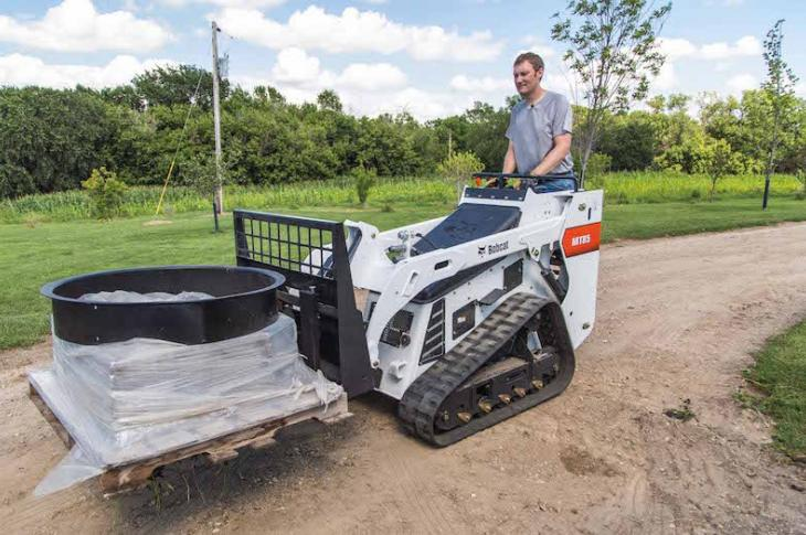 Bobcat MT85 Track Loader Added to the Lineup