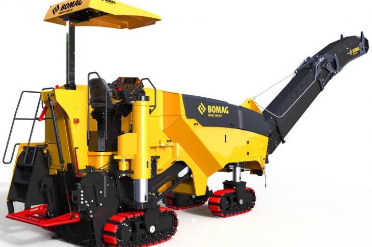 Bomag BM-35 Milling Machines