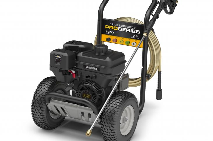 Briggs & Stratton Adds to Pro Series Commercial-grade Pressure Washer Line