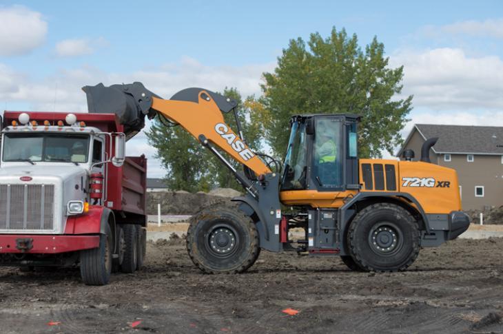 Case G Series wheel loaders span seven new models