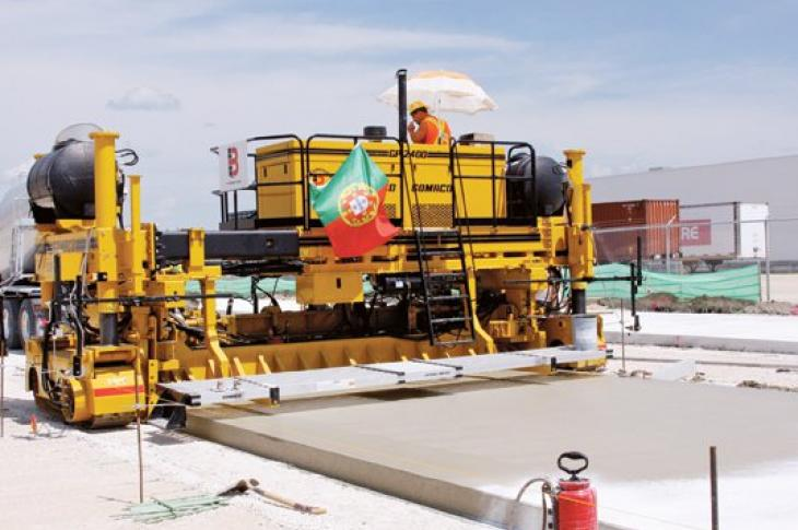 Funding Delays Pave Way For Concrete Paver Innovation