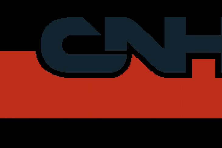 CNH logo.