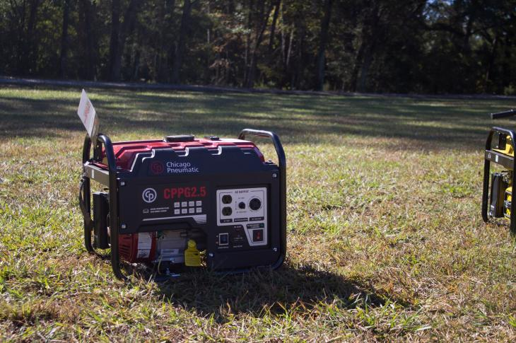 CPPG portable generator.