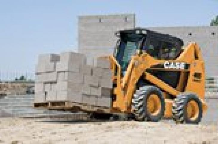 Larger Selection Drives Big Skid Steer Interest