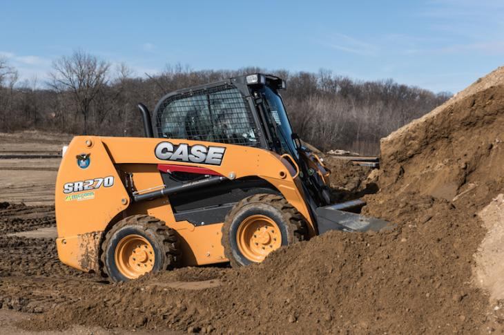 Big Skid Steer Pays off on Small Details