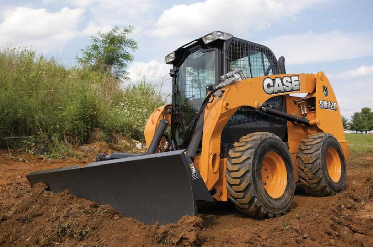 Large Skid Steers Weather Shifting Markets