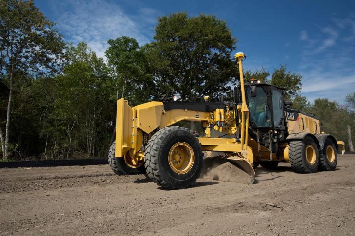 Caterpillar 14M3 Motor Grader