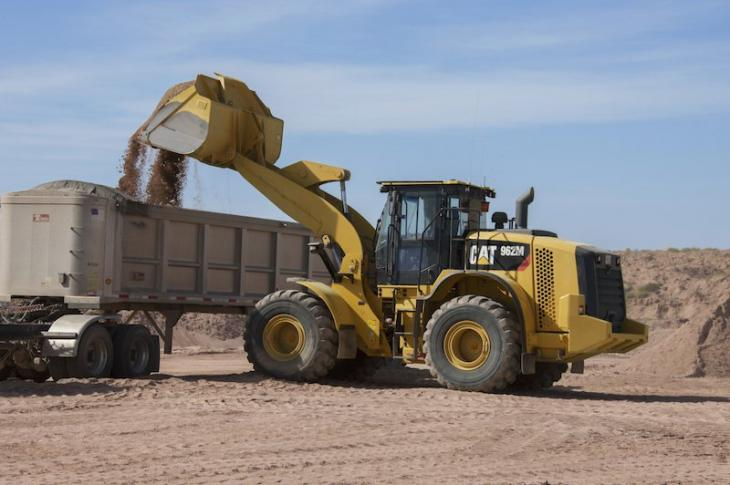 Caterpillar 950M, 962M Wheel Loaders