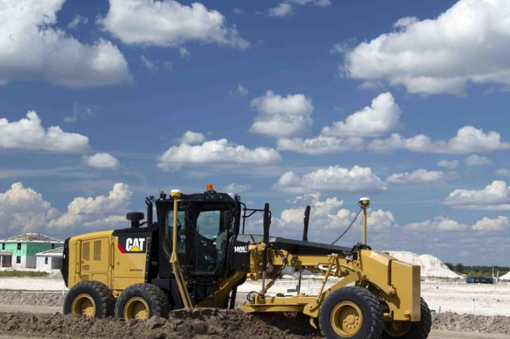 Cat M Series 3 Motor Graders