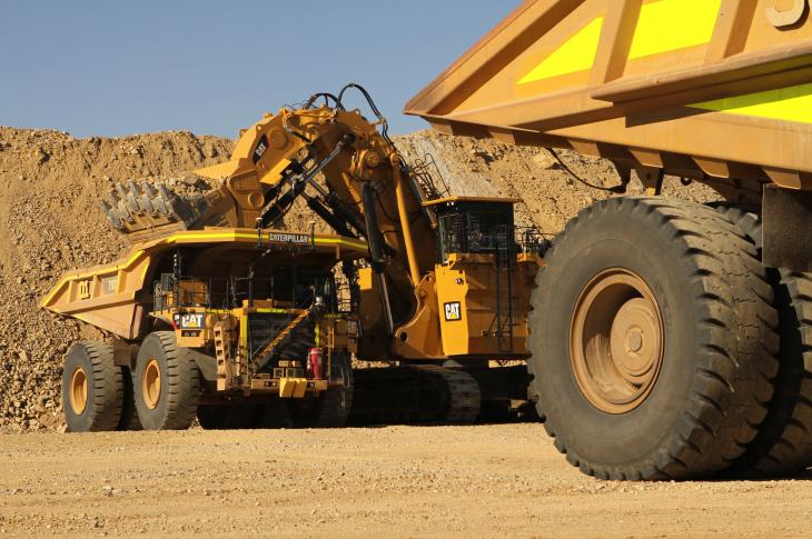 Rio Tinto will field Caterpillar autonomous trucks in its Marandoo iron ore mine