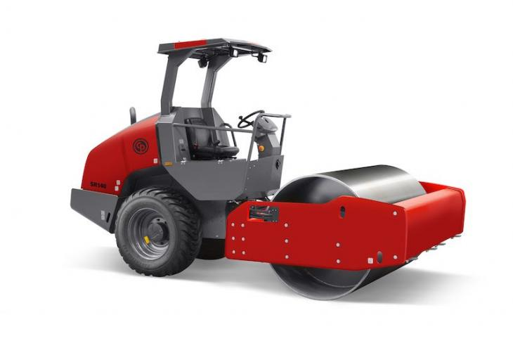 Chicago Pneumatic SR 140 Soil Compactor Added to Line