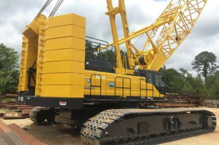 Kobelco CK2750G-2 Crawler Crane
