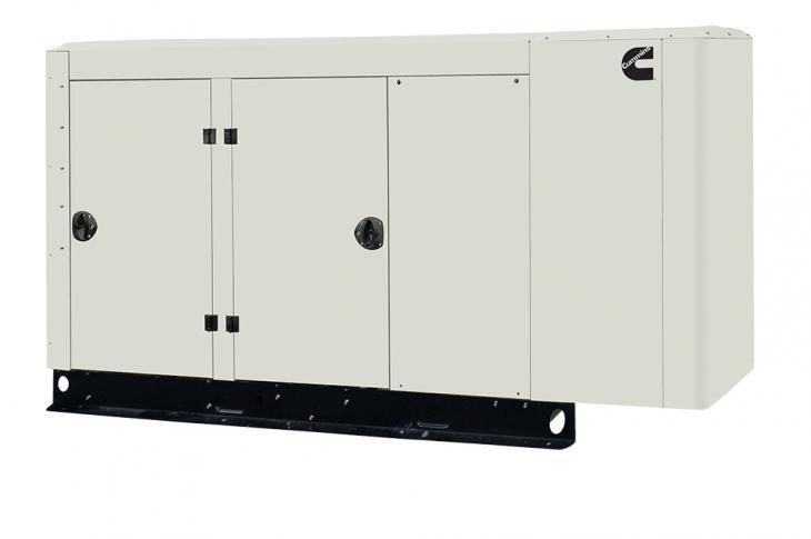 Cummins C100N6 Generator