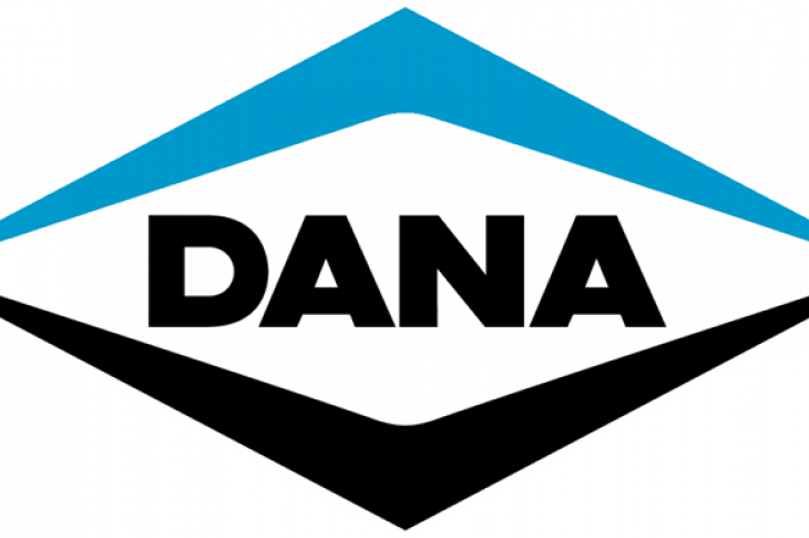 Dana logo against a white background.