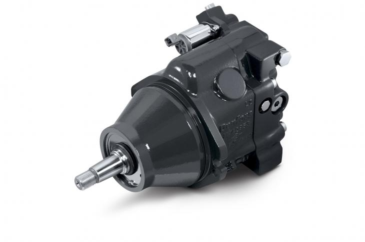 Danfoss Reverse Displacement Motor Increases Displacement, Options