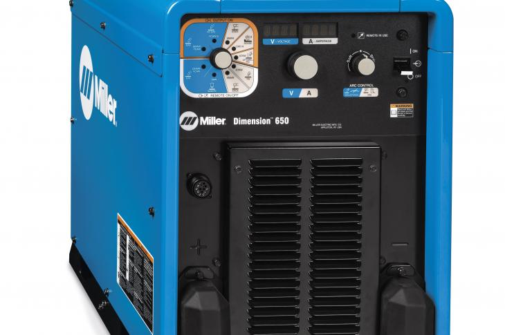 Miller Electric Dimension 650 Welding Power Unit