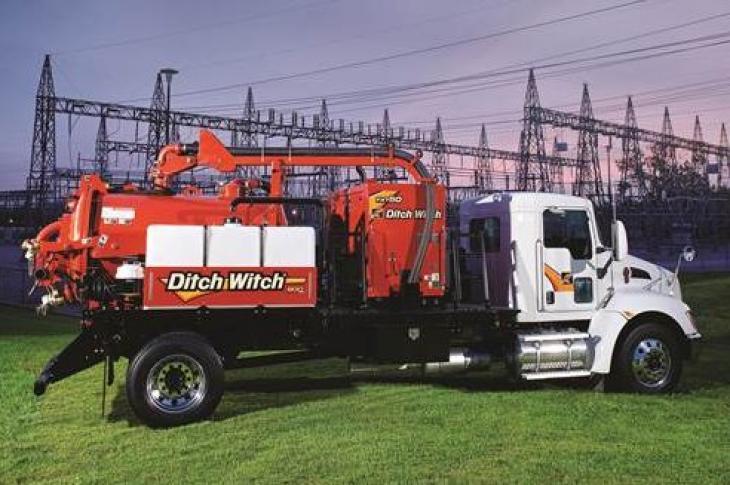 Ditch Witch FXT50 Vacuum Excavator