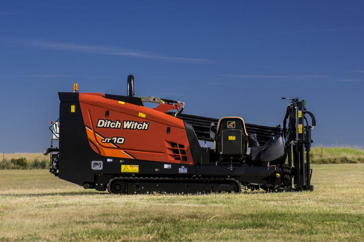 Ditch Witch JT10 Horizontal Directional Drill