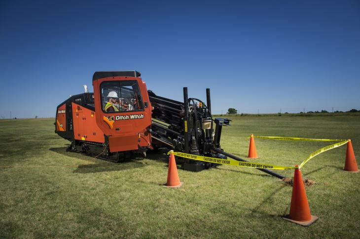 Ditch Witch Upgrades JT60 Directional Drills to Tier 4