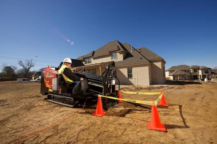 Ditch Witch JT9 HDD