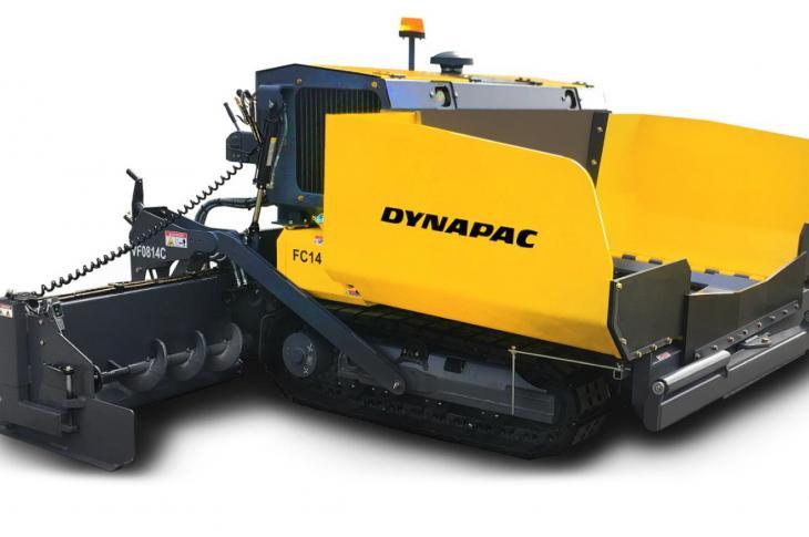 Dynapac FC1400C Asphalt Paver