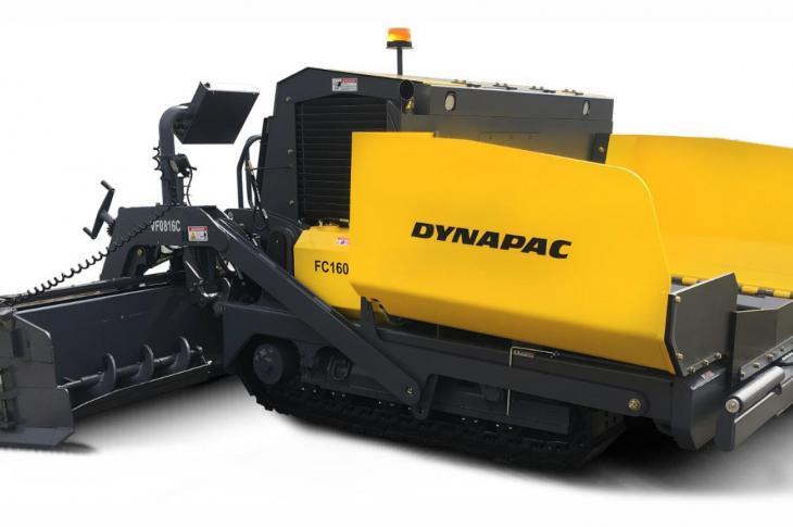 Dynapac FC1600C Asphalt Paver