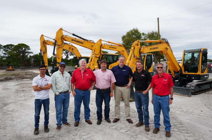 Earthmovers has added Hyundai products to its lineup.