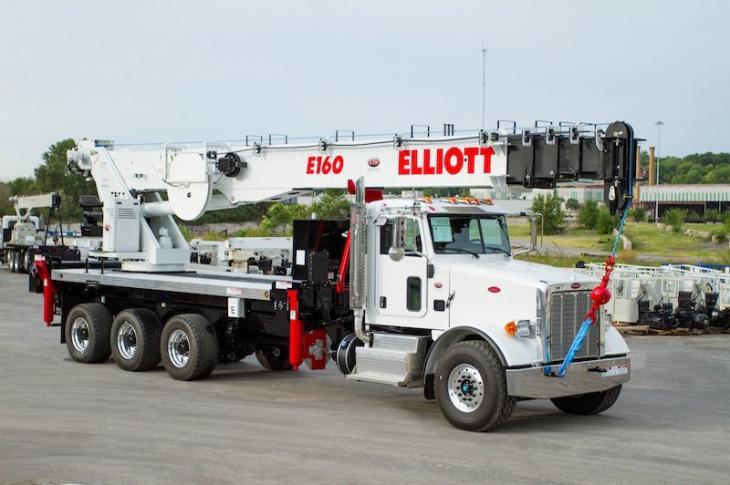 Elliott Equipment E160/215 Aerial Work Platform