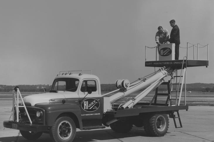 Elliott Equipment marks it 70th anniversary this year.