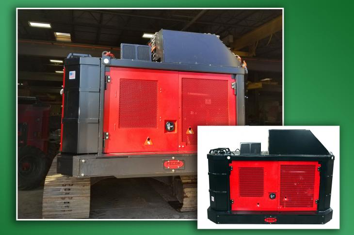 The Tier-4-compliant BHP270 Power Pack is designed for excavators 20 tons and over.