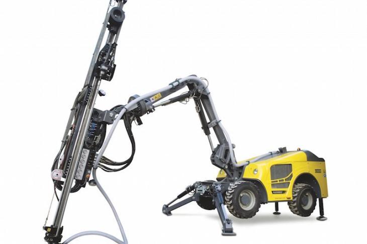 Atlas Copco FlexiROC T20 R Drill