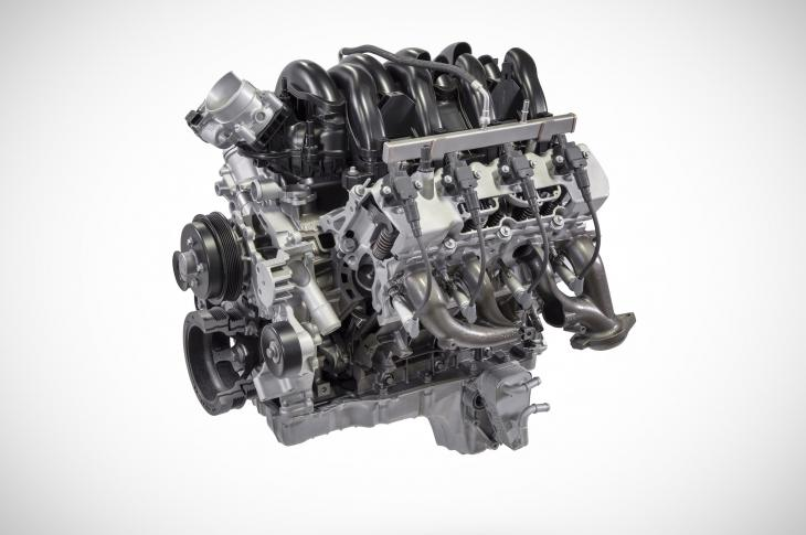 Ford introduced new engines and an automatic transmission for Super Duty trucks.