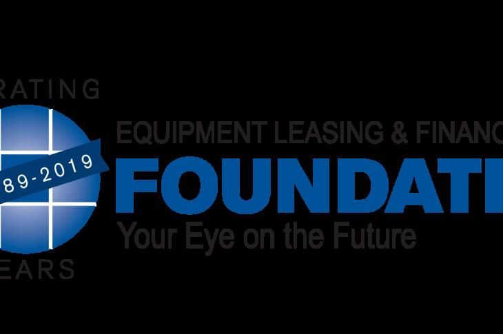 ELFF 30 year anniversary logo.