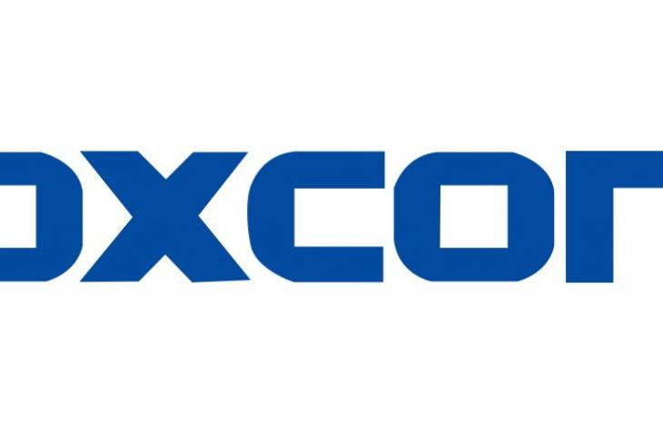 Foxconn's logo.