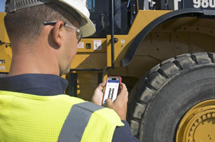Goodyear Enhanced EMTrack OTR Tire-Performance Monitoring System is designed to enable more accurate tire data collection, real-time reporting