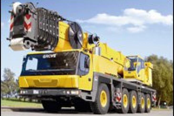 Grove GMK5275 Truck Crane