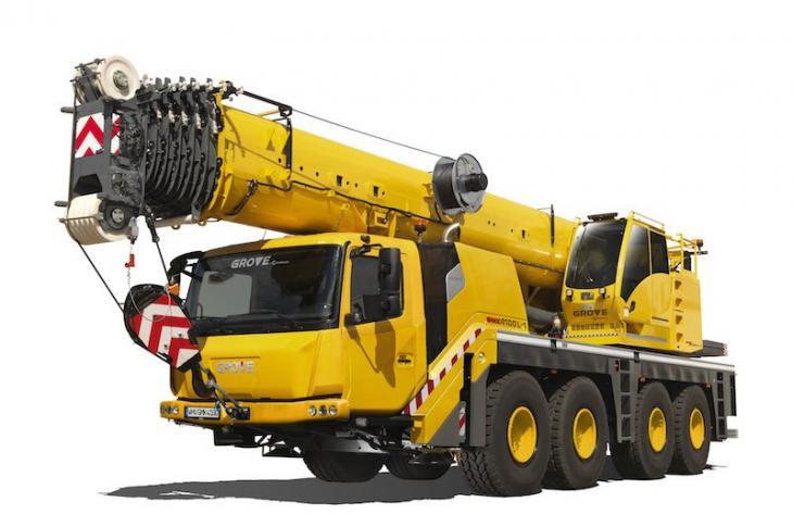 Grove GMK4100L-1 All Terrain Crane